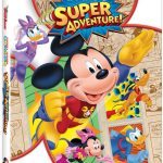 Calling All Super Heros! Mickey Mouse Clubhouse: Super Adventure on DVD is perfect for Holiday Giving