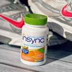 Achieving my Healthy Living Goals with Insync Natural Probiotic #NaturalProbiotic