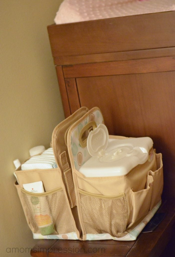 Diaper Organizer for Baby