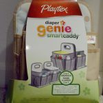 Playtex Diaper Genie SmartCaddy Review and Giveaway