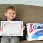 My Little Guy's Clean Routine and a Free Potty Training Printable