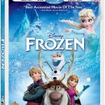 FROZEN ~ Out on DVD and Blu-ray & Free Frozen Activities