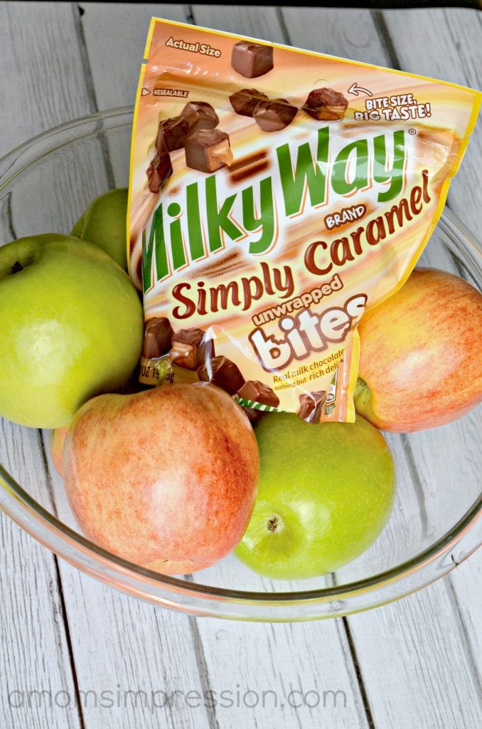 MilkyWay Bites Salad #EatMoreBites