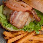 Peanut Butter Bacon Cheeseburger