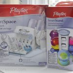 Playtex is Helping Busy Moms Stay Organized with the SmartSpace Drying Rack and the SmartStand Lid Organizer ~ Review & Giveaway