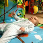 TinyLove Gymini Developlace Play Mat Review & Giveaway