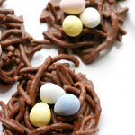 Easter Nest Cookies and Easter Fun