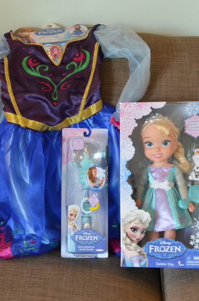 Frozen Fun Toys