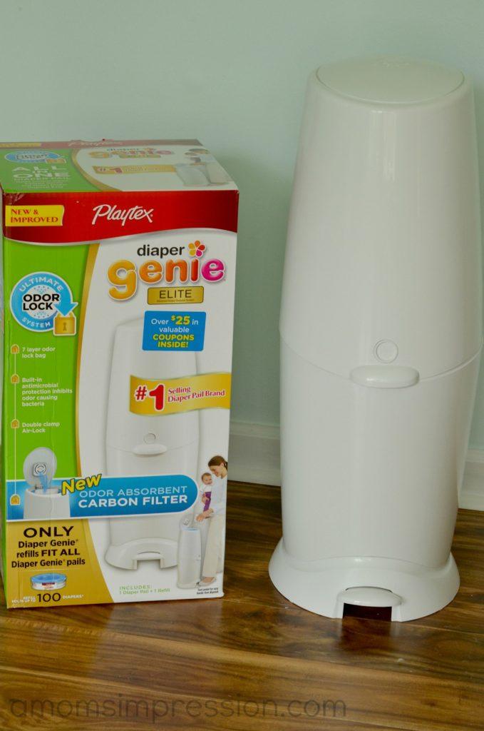 diaper genie elite with carbon review - a mom's impression | recipes ...