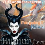 A High Flying Adventure Awaits at the #MaleficentEvent & #FireandRescueEvent and I will be there!!!