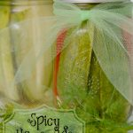 Spicy Homemade Pickles Recipe