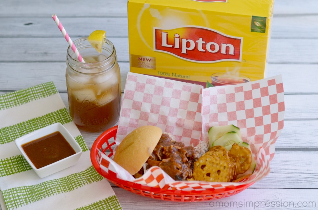 Lipton BBQ Sauce