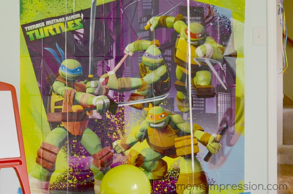 TMNT Photo Background