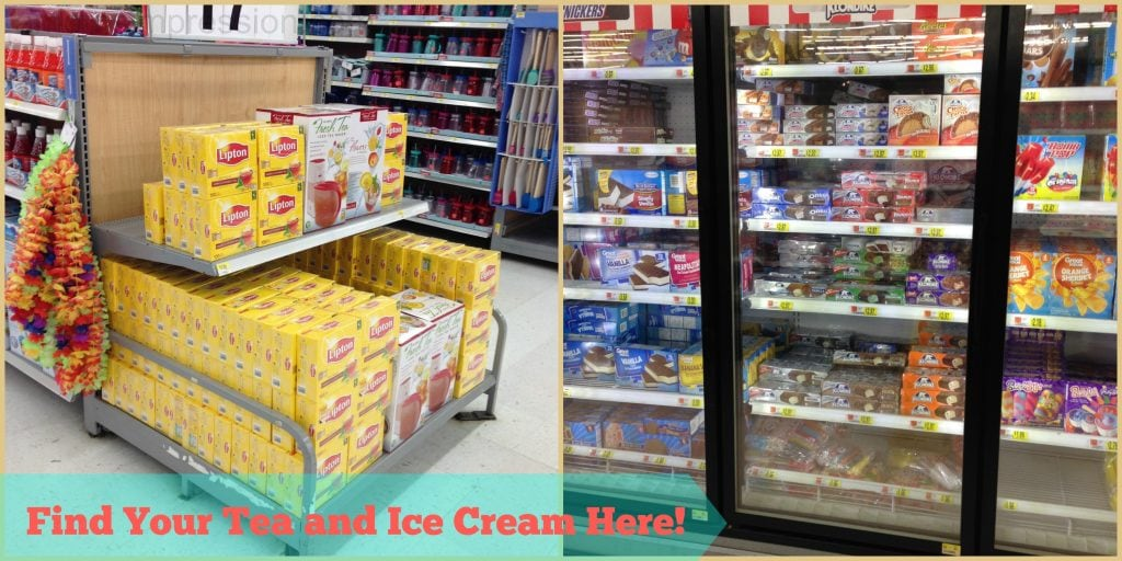 Lipton, Ice Cream Shop