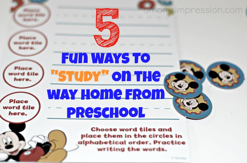 5 ways to study in the car