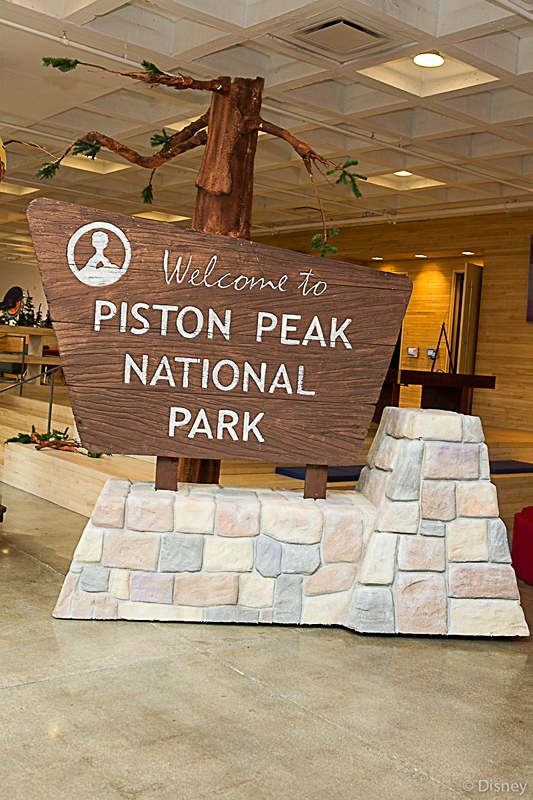 Piston Peak National Park