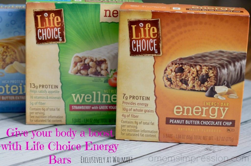 Wellness Bars