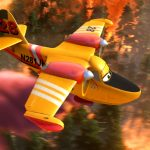 My Interview with Julie Bowen the Voice of Dipper from Planes: Fire and Rescue