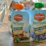 Back to School Lunches with Del Monte
