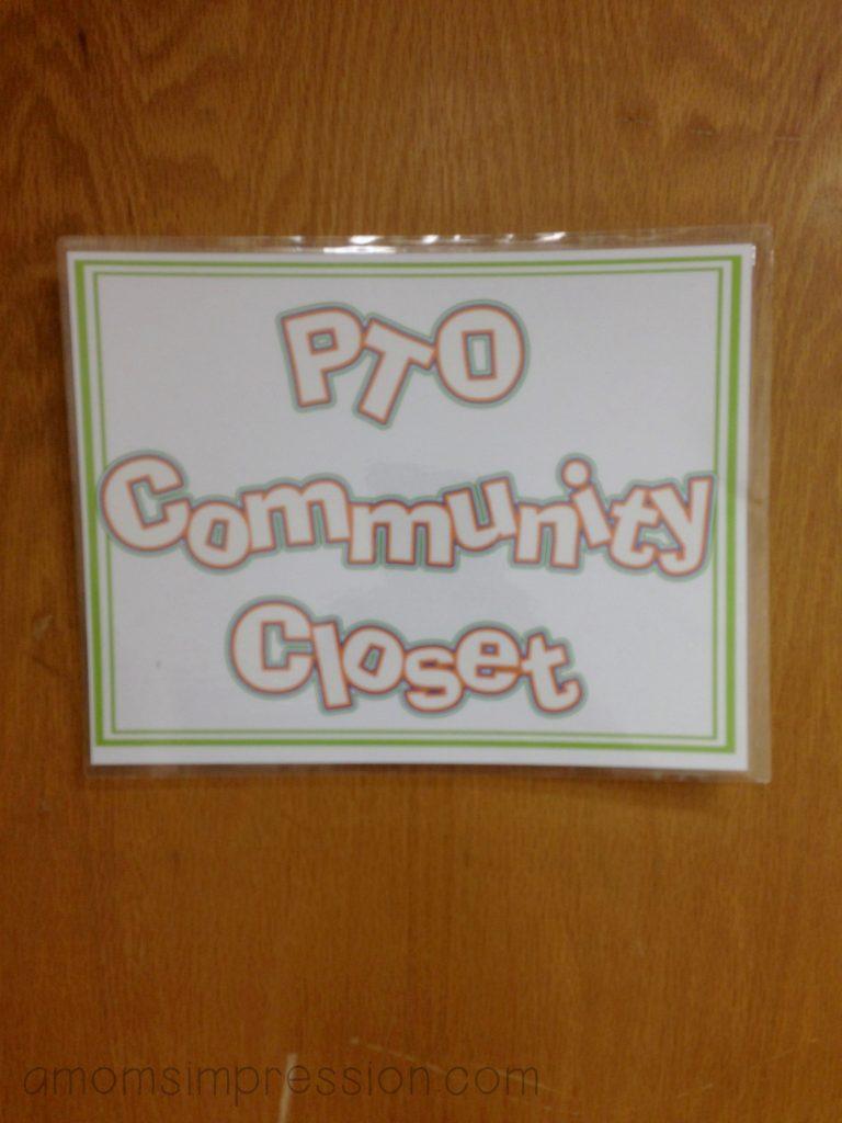 PTO Closet