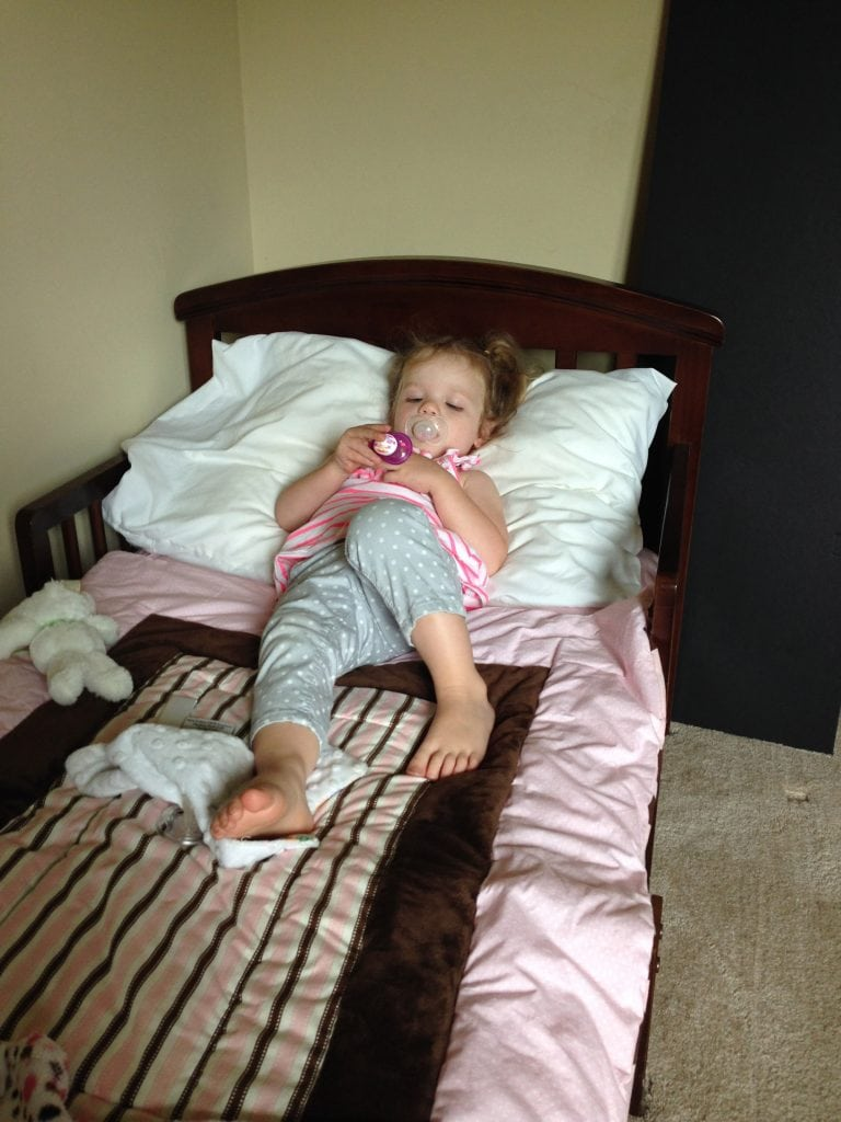 Big Girl Bed