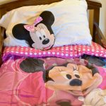 Minnie Mouse Slumber Party Time!