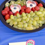 Teenage Mutant Ninja Turtles Birthday Party ~ Part 2 The Food