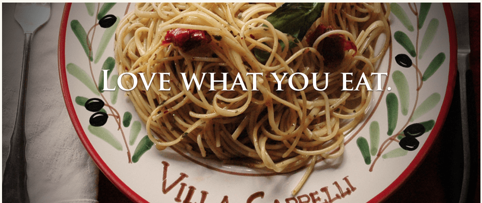 Love What You Eat