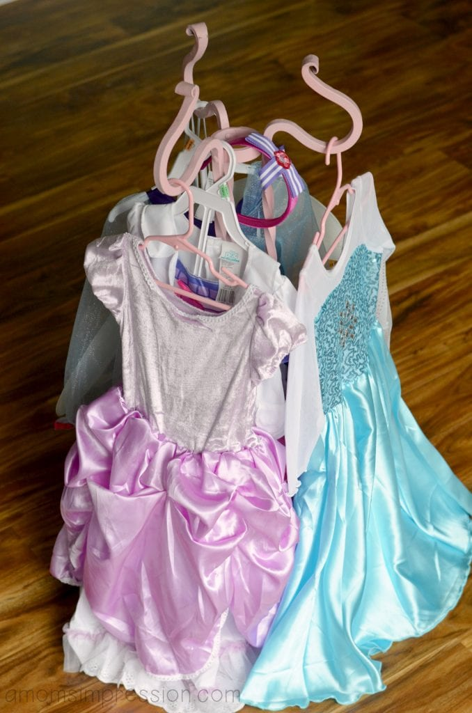 princess wardrobe