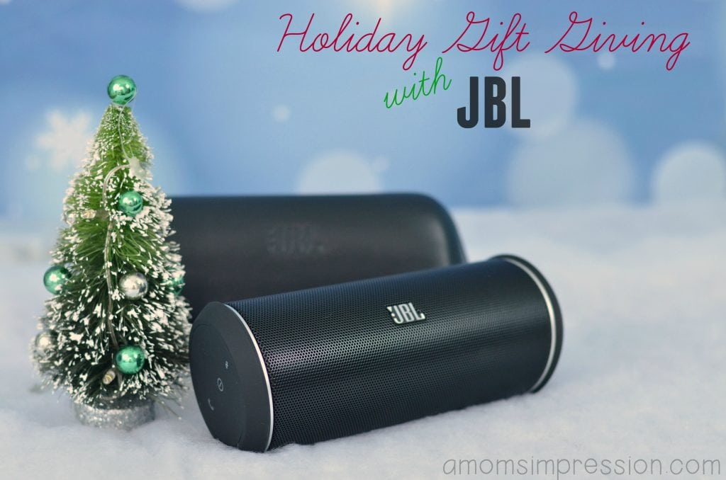 Holiday Gift Giving with JBL