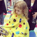 Wordless Wednesday ~ First Haircut