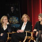 My Interview with Meryl Streep, Tracey Ullman and Christine Baranski #IntoTheWoodsEvent