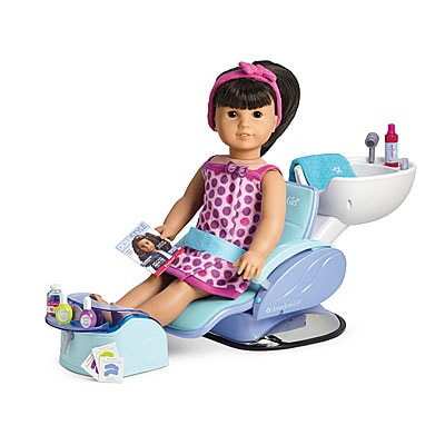 American Girl Spa Chair