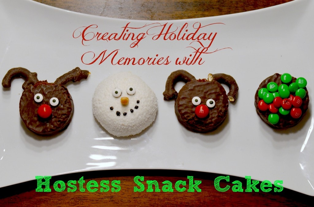Hostess HOliday Sancks
