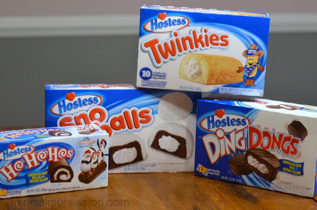 Creating Holiday Memories With Hostess Snack Cakes