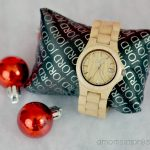 Holiday Gift Idea ~ JORD Wooden Watches