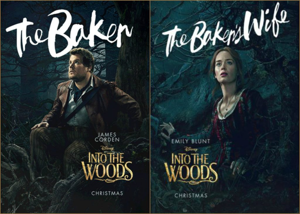 The Baker and his wife