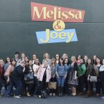 "My ""Melissa & Joey"" Set Visit #ABCFamilyEvent"