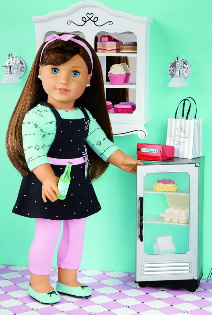 Grace Bakery Doll Set-HR