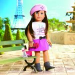American Girl's 2015 Girl of the Year, Grace Thomas!