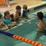 Wordless Wednesday ~ Swim School!