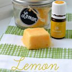 Easy to Make Homemade Lemon Bath Bombs
