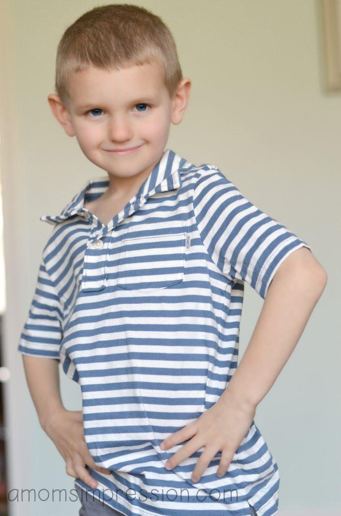 Spring Boy Clothes