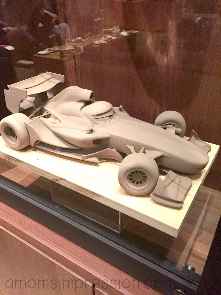 Cars 2 model