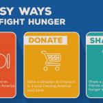 Walmart's Spring Fight Hunger Campaign #WeSparkChange