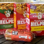 Easy Family Dinners and Free Beef with Hamburger Helper!