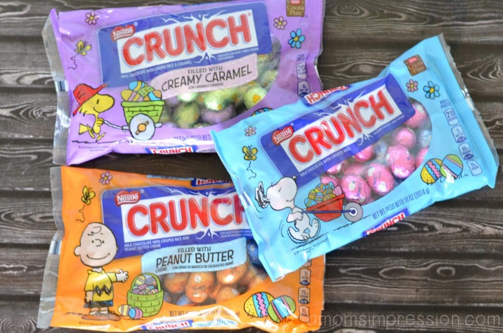 Nestle Crunch Eggs