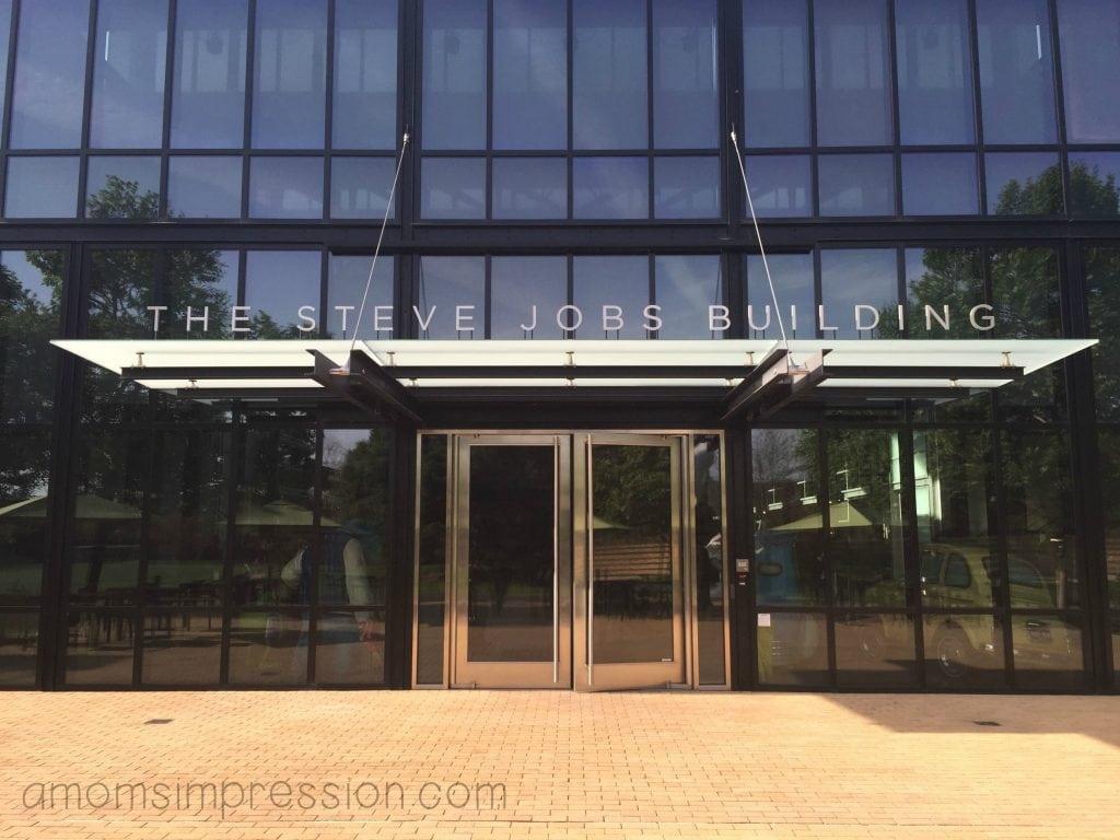 The Steve Jobs Building