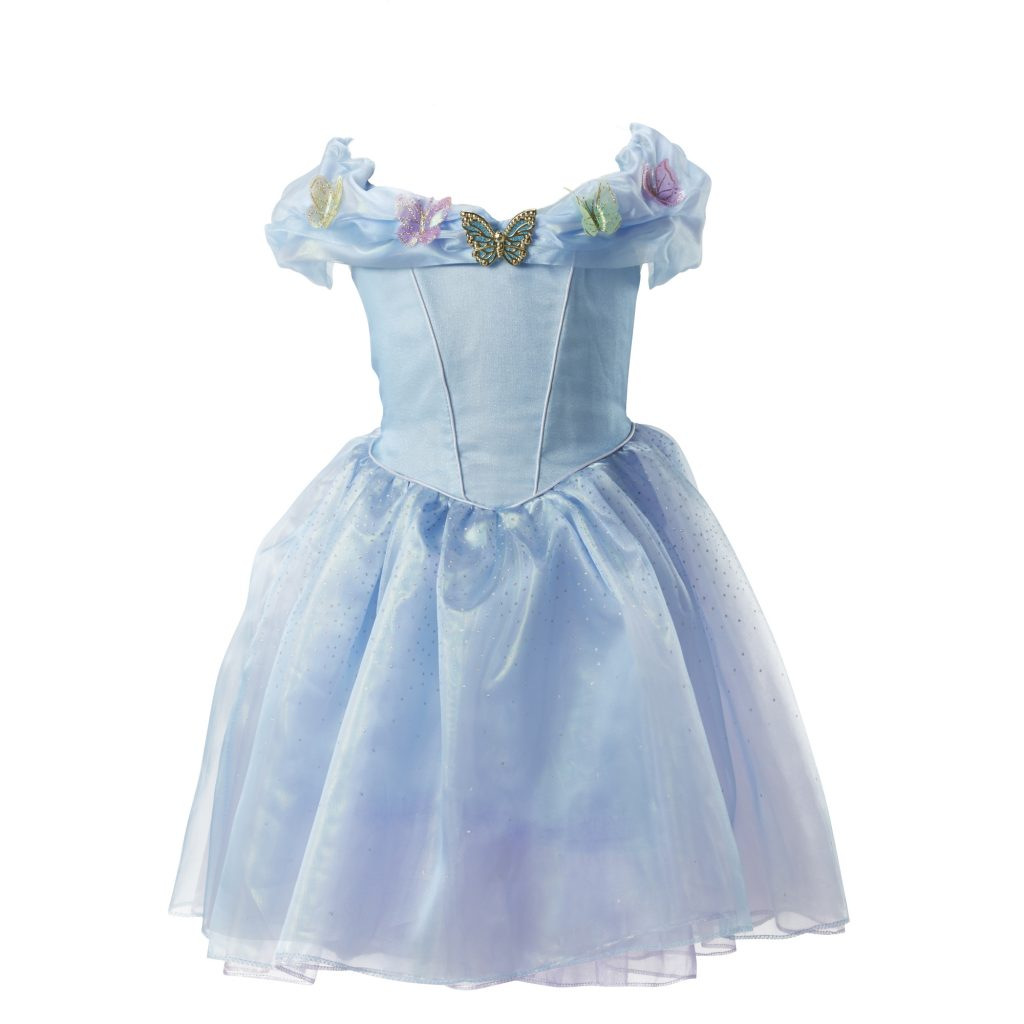 Walt Disney Studios Cinderella  Ellas Blue Dress