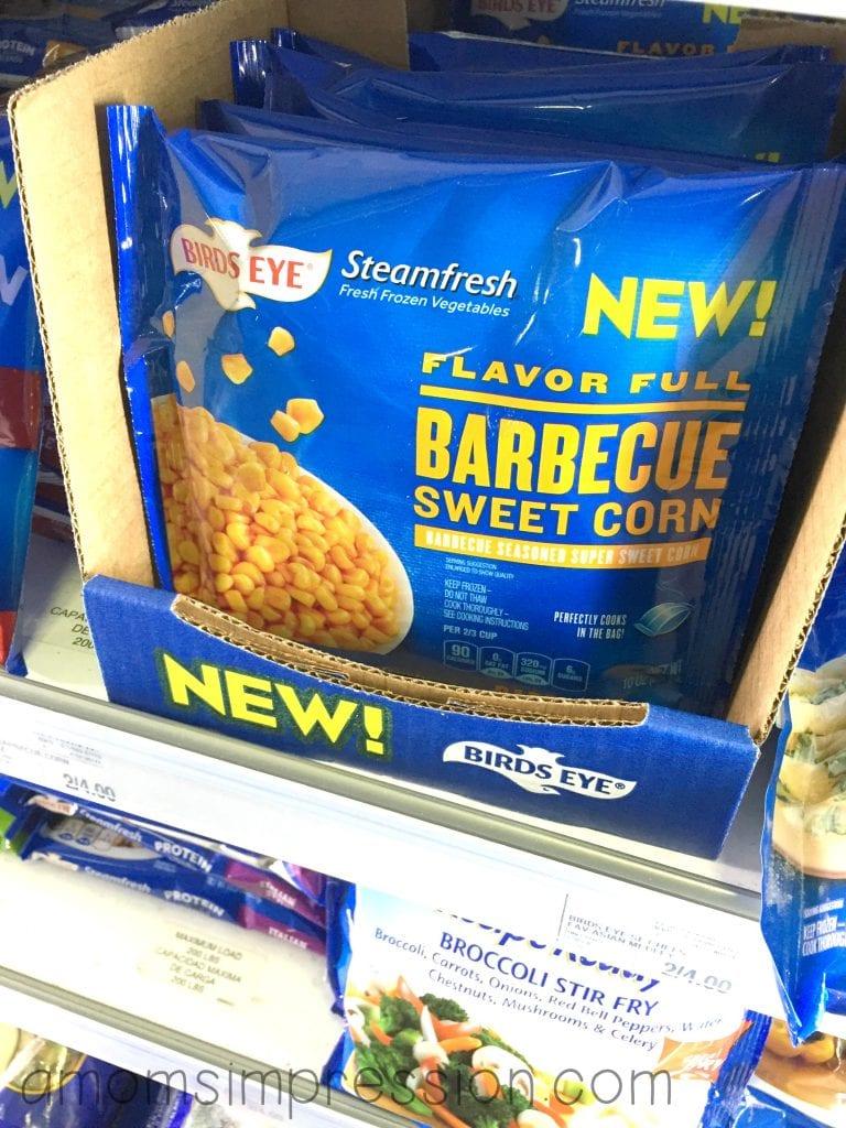 Barbecue Sweet Corn